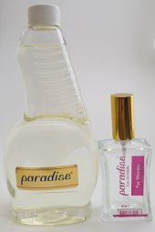 Paradise E.d.t. Kadın Parfum Set 500 Ml Orjinal.