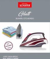 Schafer Glatt 2200 W Buharlı Ütü