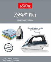Schafer Glatt Plus Buharlı Ütü 2600w