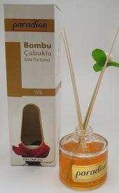 Paradise Bambu Parfum,çubuklu Ortam Kokusu 100 Ml Orjınal