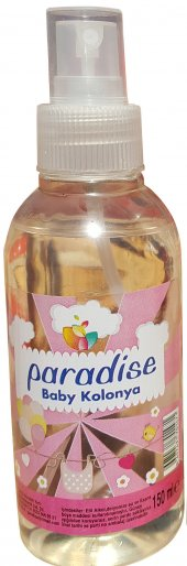 Paradise 150 Ml Fresh Baby Kolonyası Orjinal