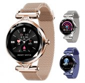 Olix H1 Smart Watch Bayan Akıllı Saat Nabız...
