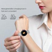 Olix H1 Smart Watch Bayan Akıllı Saat Nabız Ölçer Uyku ve Spor Faliyetleri-3