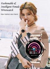 Olix H1 Smart Watch Bayan Akıllı Saat Nabız Ölçer Uyku ve Spor Faliyetleri-7
