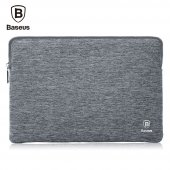 Baseus Laptop Çanta Macbook 15 İnch Gri