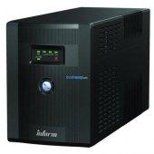 INFORM UPS GUARDIAN 2000AP 7-20DK+USB KESİNTİSİZ GÜÇ KAYNAĞI