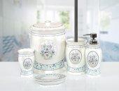 Jade 5 Prç Banyo Seti Beyaz