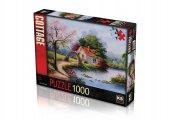 Ks Puzzle 1000 Parça Lake House 11324
