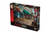 KS Puzzle 1000 Parça Market Place 11322