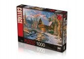 Ks Puzzle 1000 Parça Winter Holiday 20503