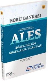 Murat Yayınları Ales Sözel Bölüm Soru Bankası...