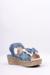 Vicco 965.z.700 Kız Çocuk Desenli Sandalet