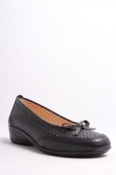 Bazenni B 3200 Kadın Topuklu Fiyonklu Ayakkabı