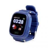 GPS Akıllı Çocuk Takip Saati SiM Kartlı Arama TD02 Modeli-7