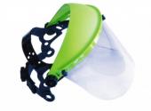 Kadmec Motorlu Tırpan Tam Camlı Profesyonel Siperlik Maske