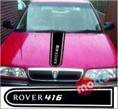 Rover 416 Logolu Otomobil Ön Kaput Şeridi Kaput...