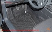 Rizline Dacia Duster 4x4 (2010…) 3D Havuzlu Paspas-2