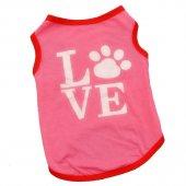 Kedi Ve Köpek İçin Love Elbise,kıyafet, Xs S M...
