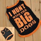 Kedi Ve Köpek İçin I Hunt Wıth The Bıg Dogs...