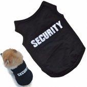 Kedi Ve Köpek İçin Security Elbise,kıyafet, Xs...