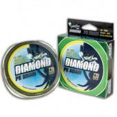 Bauer Diamond Pe Braid Misina 100 Mt(0.45mm)
