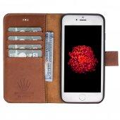 Magıc Wallet Iphone 6 7 8 Taba 2ın1