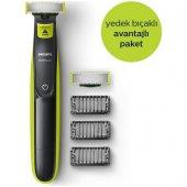 Philips OneBlade QP2520/30 Hibrit Sakal Şekillendirici ve Tıraş Makinesi