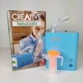 Nebulizatör Creative 2 Yıl Garantili Özel İlaç Hazneli
