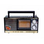 Meier M U107 Analog Fm Radyo Usb Aux Hi Fi Mp3 Müzik Çalar