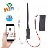 1080p IP Modül Full HD Wifi Kamera, Güvenlik Bakıcı Kamerası-2