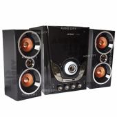 Lexing LX-6600B 2+1 Multimedya Hoparlör Sistemi FM Radyo karaoke