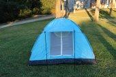 10 Kişilik Ortadan Pencereli Kamp Çadırı...