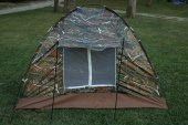 3 Kişilik Kolay Kurulumlu Kamp Çadırı 200*150*110