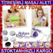 Relax Tone Titreşimli Zayıflama Masaj Aleti...
