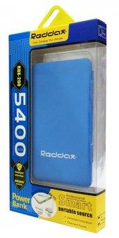 Reddax 5400 mAh Slim Kasa Powerbank