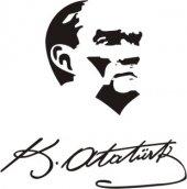 Atatürk2 Sticker