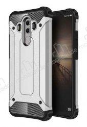 Tough Power Huawei Mate 10 Pro Ultra Koruma Silver Kılıf