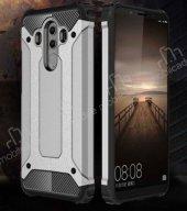 Tough Power Huawei Mate 10 Pro Ultra Koruma Silver Kılıf-2