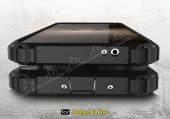 Tough Power Huawei Mate 10 Pro Ultra Koruma Silver Kılıf-3