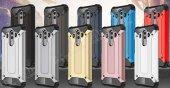 Tough Power Huawei Mate 10 Pro Ultra Koruma Silver Kılıf-7