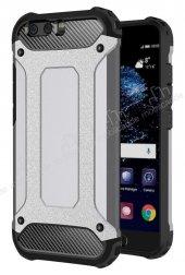 Tough Power Huawei P10 Ultra Koruma Silver Kılıf