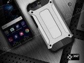 Tough Power Huawei P10 Ultra Koruma Silver Kılıf-5