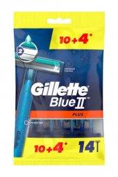 Gillette Blue 2 Plus Poşet 14 Lü Jilet