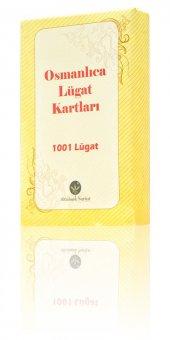 Osmanlıca Lügat Kartları (1001 Lügat)