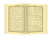 Cami Boy Renkli Kuran-ı Kerim (Mühürlü, Kutulu, Yaldızlı)-2