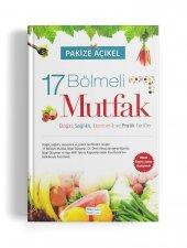 17 Bölmeli Mutfak (Osmanlıca Latince)