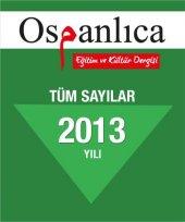Osmanlıca Dergi 2013 Sayıları (Tümü)