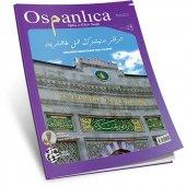 Eylül 2015 Osmanlıca Dergisi (Sayı:25)