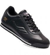 L 6529 Siyah Erkek Sneakers Ayakkabı