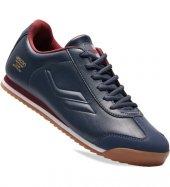 L 6529 Lacivert Erkek Sneakers Ayakkabı